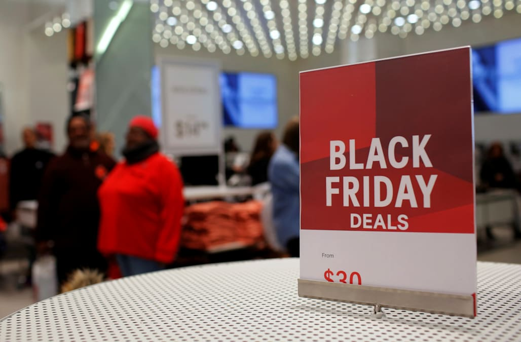 Banks are closed on Thanksgiving Day. But unlike Thanksgiving, Black Friday — which falls on Friday, Nov. 24 — is not a federal holiday, and banks know that many customers may be particularly.