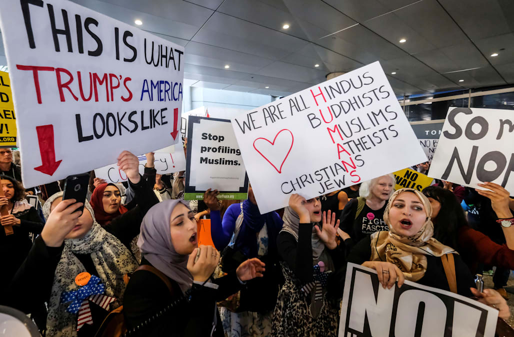 Appeals Court Denies Request To Immediately Restore Trump S Travel Ban