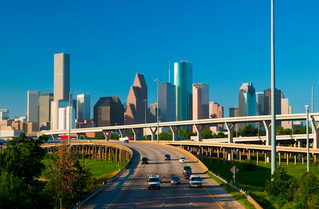 houston-downtown-skyline-at-morning-pict