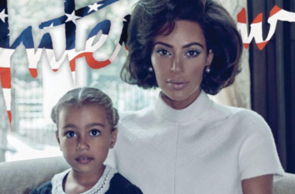 Kim Kardashian Channels Jackie O for Interview Mag September 2019