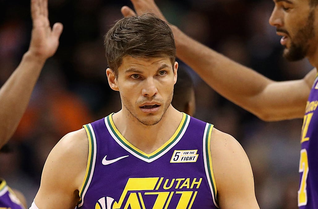 869e4d5db33 In revealing piece, Utah Jazz player Kyle Korver checks his white privilege