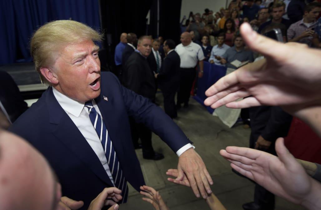 Trump campaign to report $30 million haul 1