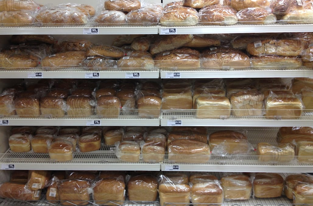 The healthiest sliced breads at the supermarket, according to nutritionists