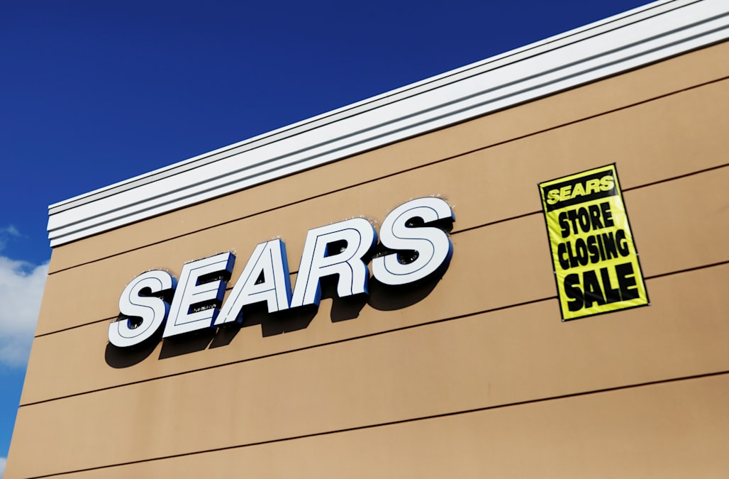 da1ddfd9bd11 Sears has filed for bankruptcy and said it is closing 142 stores before the  end of the year.