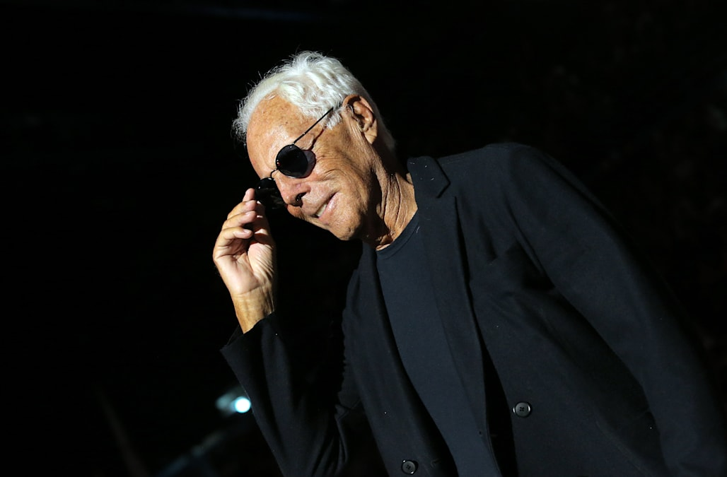 2180851ee7d Giorgio Armani is worth almost $9 billion and is one of the wealthiest men  in fashion — here's a look at how the legendary designer spends his fortune