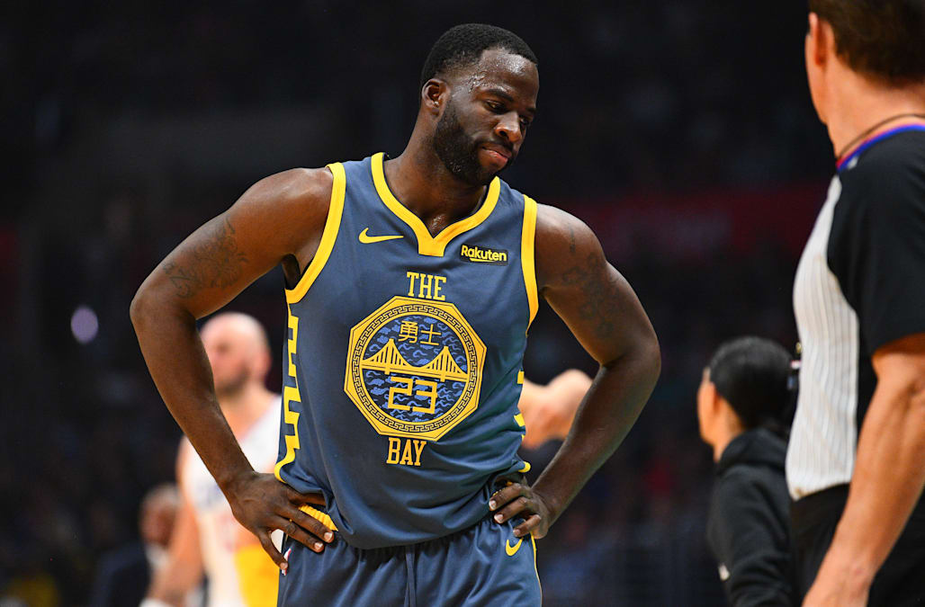 a96bb264cd8 Fans of 29 NBA teams love to hate Golden State Warriors defender Draymond  Green. The 28-year-old Green hasn t endeared himself to the opposition in  recent ...