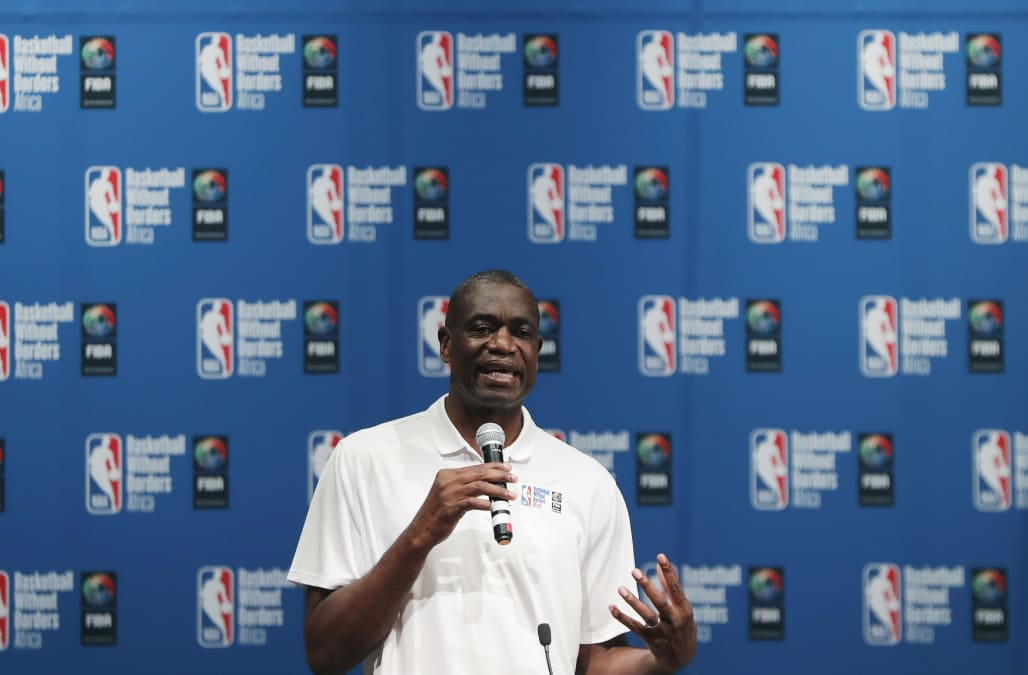 0d71b9d562 The 8-year-old Congolese boy that retired NBA star Dikembe Mutombo helped  travel to the United States to have a tumor removed from his face died on  Friday