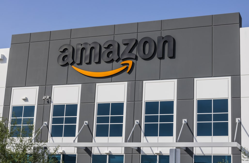 Amazon warehouse workers were fired over text last Christmas
