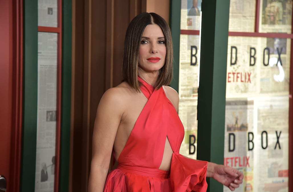 Sandra Bullock on wanting to be a mom at a very young age -- and why