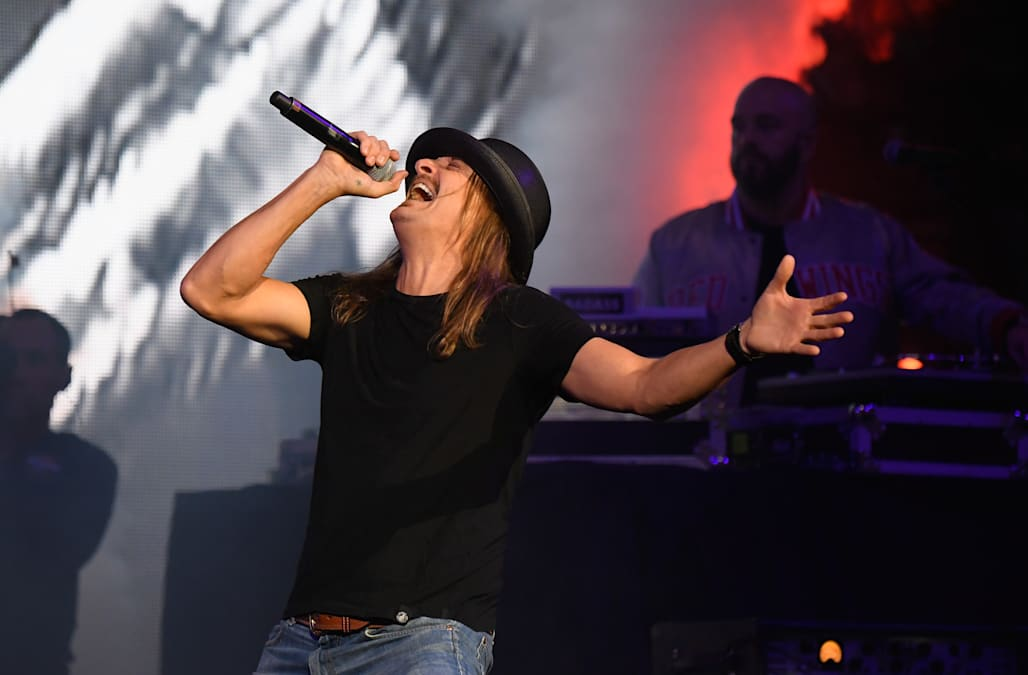 Kid Rock fired from Nashville Christmas parade… but may show up to ...