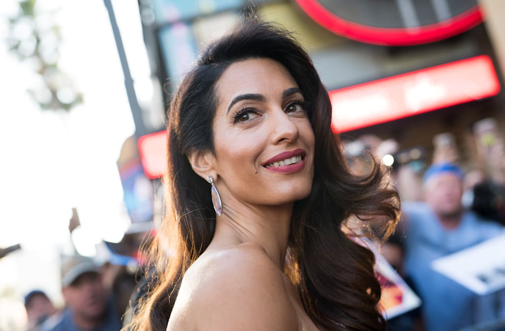 Amal Clooney's complete style transformation - AOL Lifestyle
