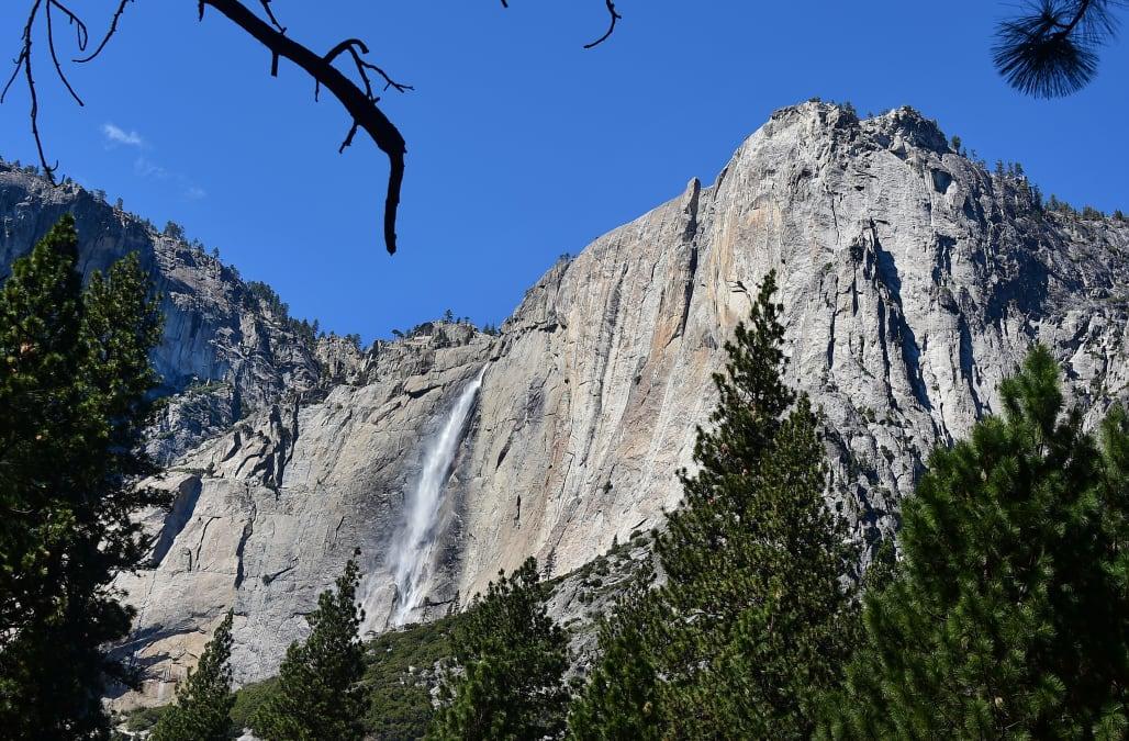 Yosemite death goes unreported due to shutdown - AOL News
