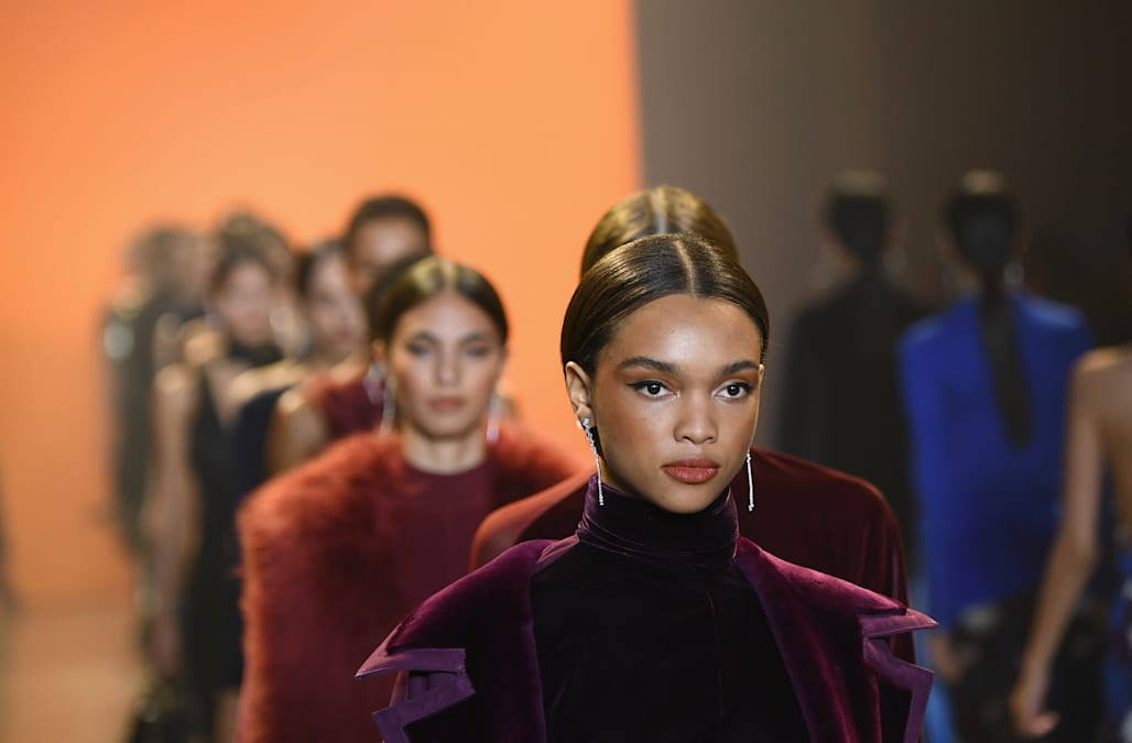 NYFW: Cushnie's Fall/Winter 2019 collection is every cool girl's dream