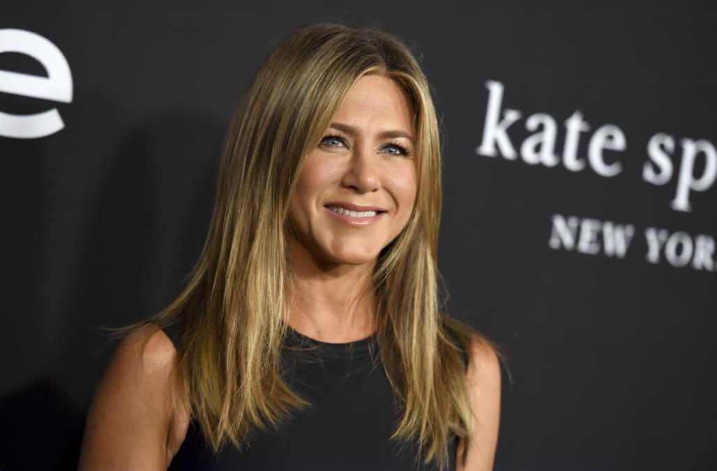Why Brad Pitt determined to poke to Jen Aniston's Fiftieth birthday social gathering - AOL