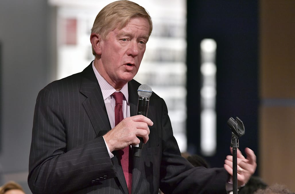 William Weld to challenge 'unstable' Trump for the 2020 Republican nomination