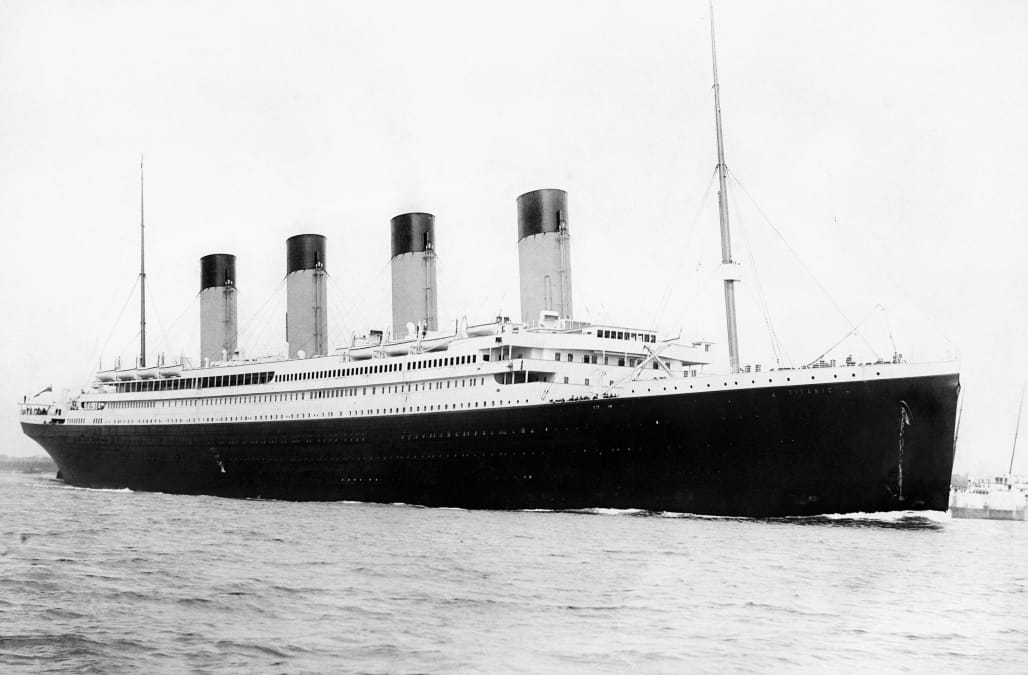 First Titanic dive in 14 years finds ship being 'consumed' by ocean - AOL
