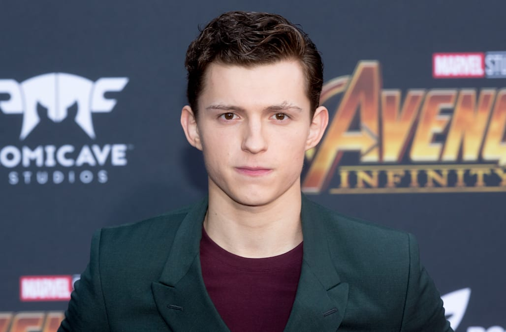 'Avengers: Endgame': Tom Holland wasn't at the premiere, but Spiderman likely isn't going anywhere