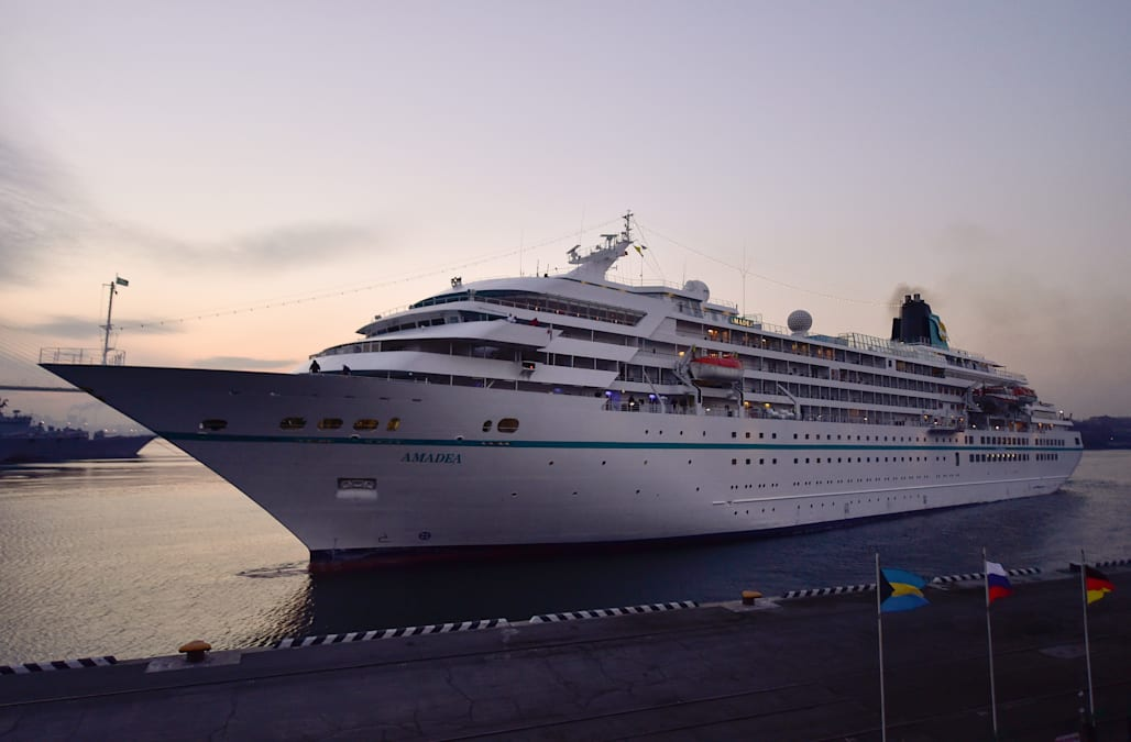The 10 nastiest cruise ships of all time - AOL Lifestyle