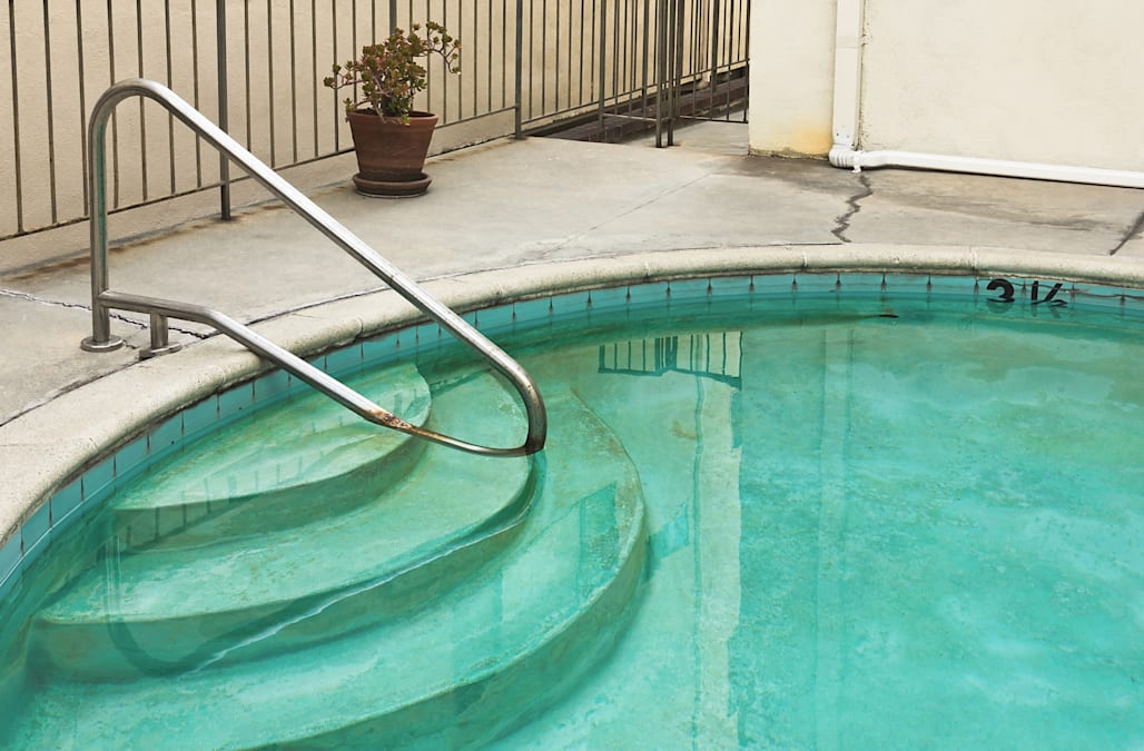 A parasite found in swimming pools is causing people to get sick, so ...