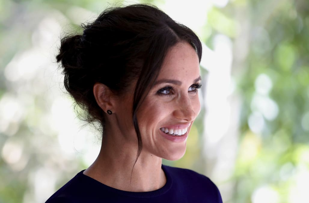 Meghan Markle had very specific instructions for her 'British Vogue
