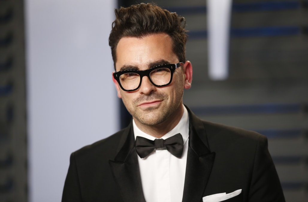 Dan Levy urges viewers to vote after Emmys win: 'I am so sorry for making this political'