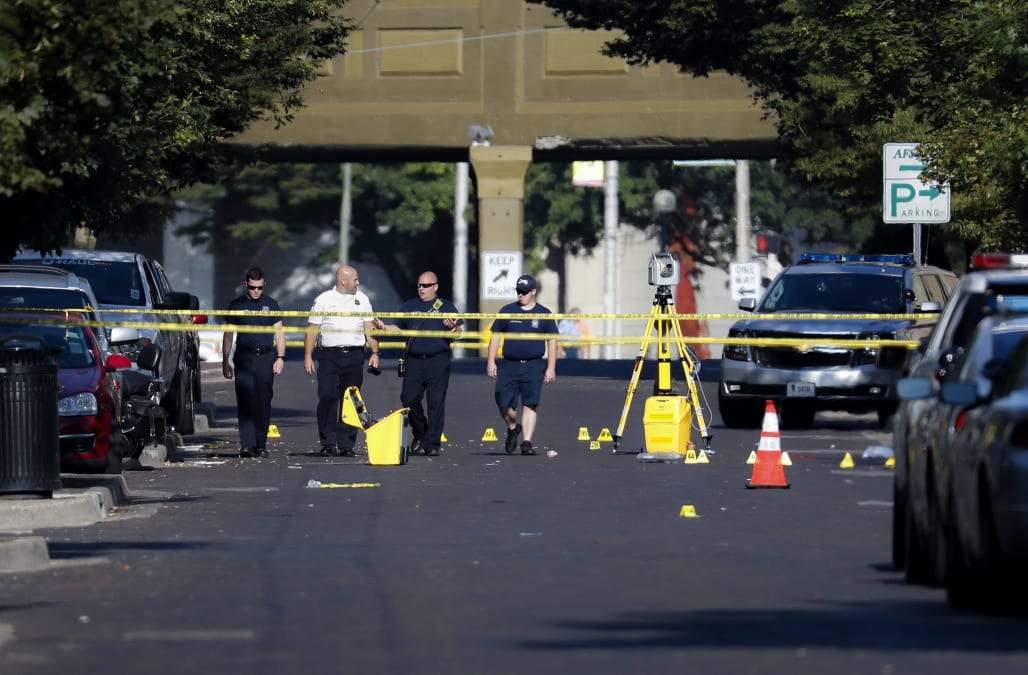 Dayton police say they are 'not close' to a motive for mass shooting