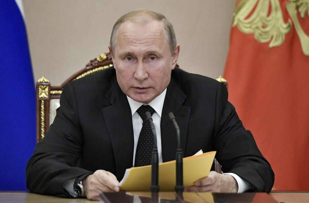 Putin orders Russia to respond after US missile test - AOL