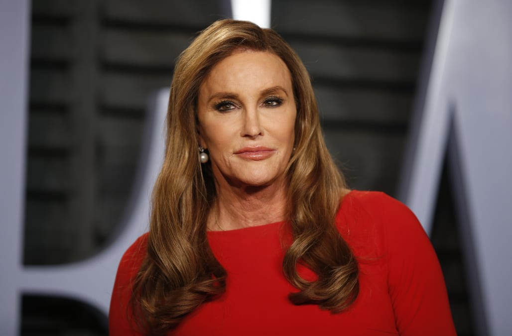 Caitlyn Jenner jokes about her gender transition: 'I didn't