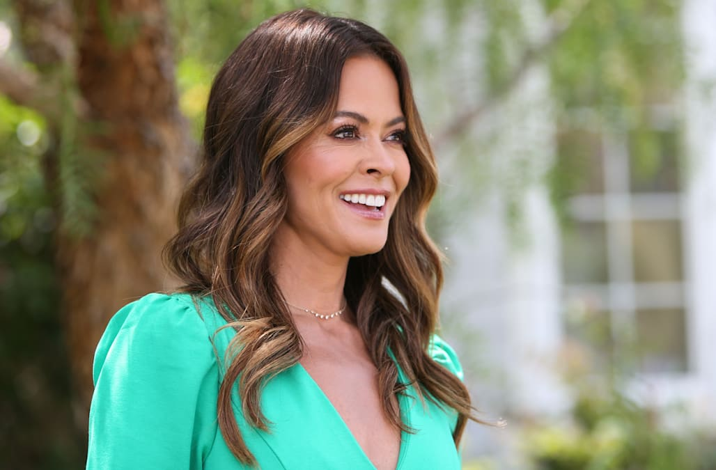 Brooke Burke swears by these supplements to keep her