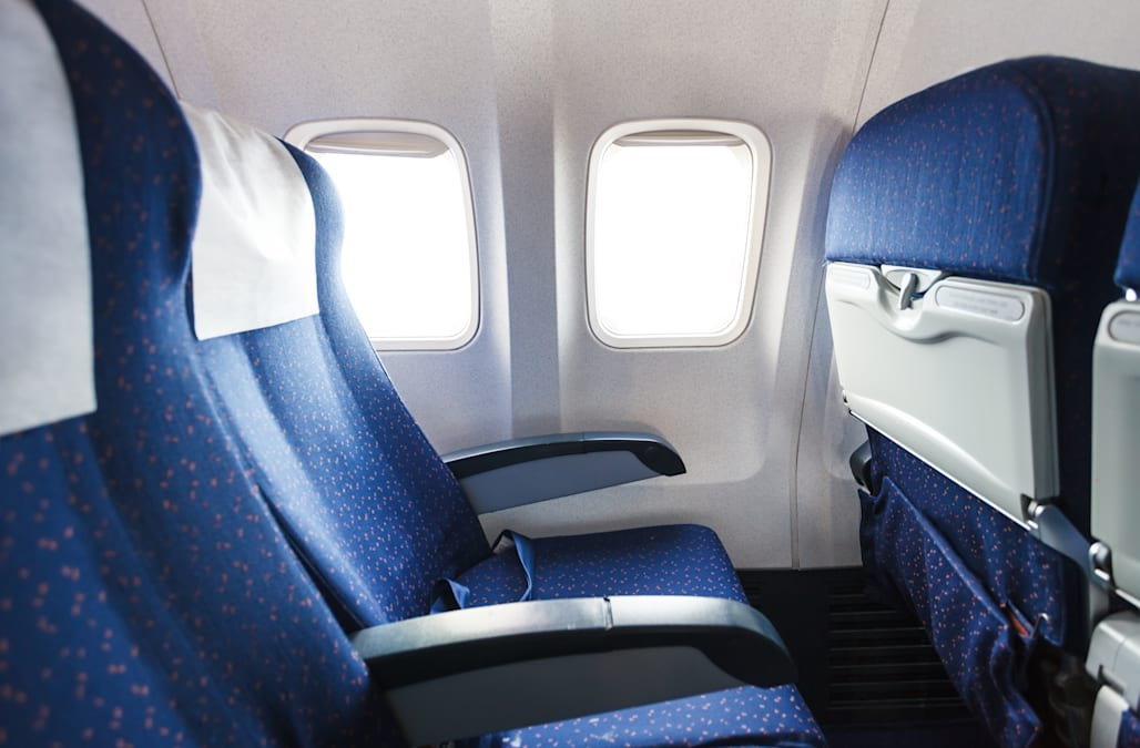 Here's why airplane seats are actually facing the wrong way