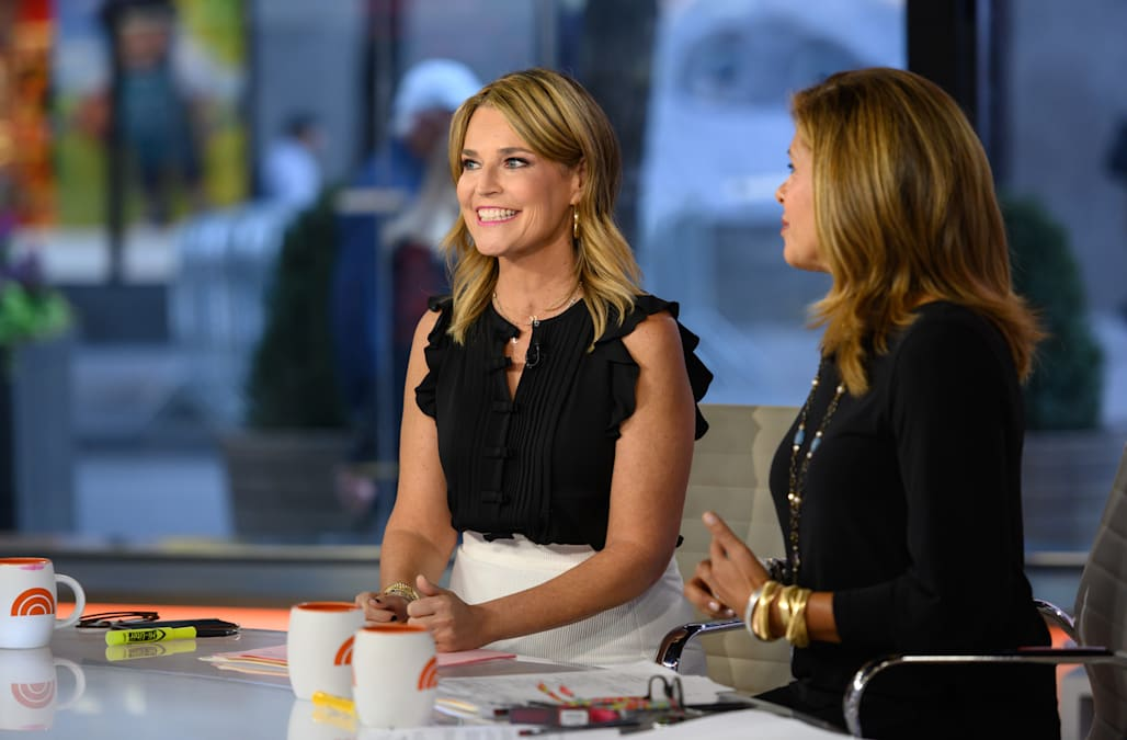 Savannah Guthrie Suffers Eye Injury Temporary Vision Loss After Accident With Son S Toy Train Glbnews Com