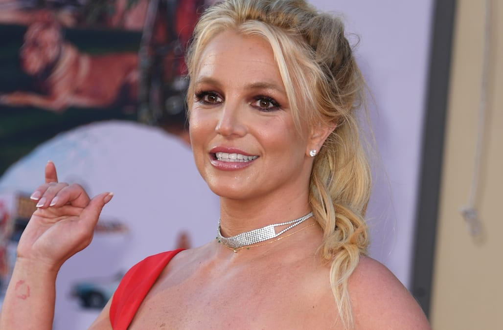 Britney Spears sizzles on the beach in sultry shots with boyfriend Sam Ashgari