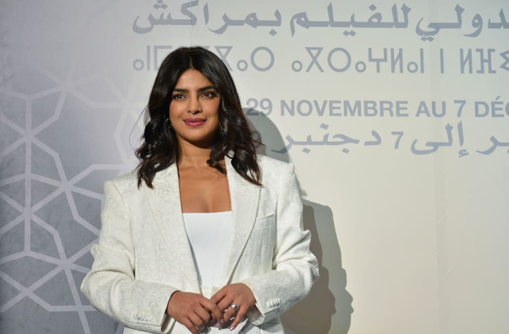 Priyanka Chopra talks supporting women and latest philanthropic work: 'I'm a girl champion'