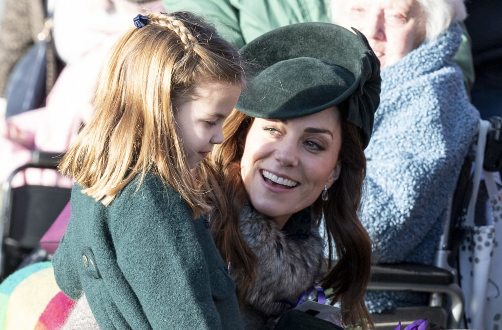 Kate Middleton shares sweet new photo of Princess Charlotte