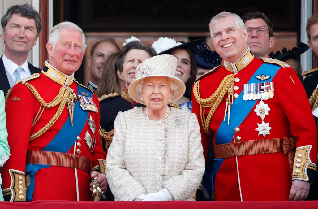 Royal family marks Prince Andrew's 60th birthday amid scandal: 'Tone deaf'