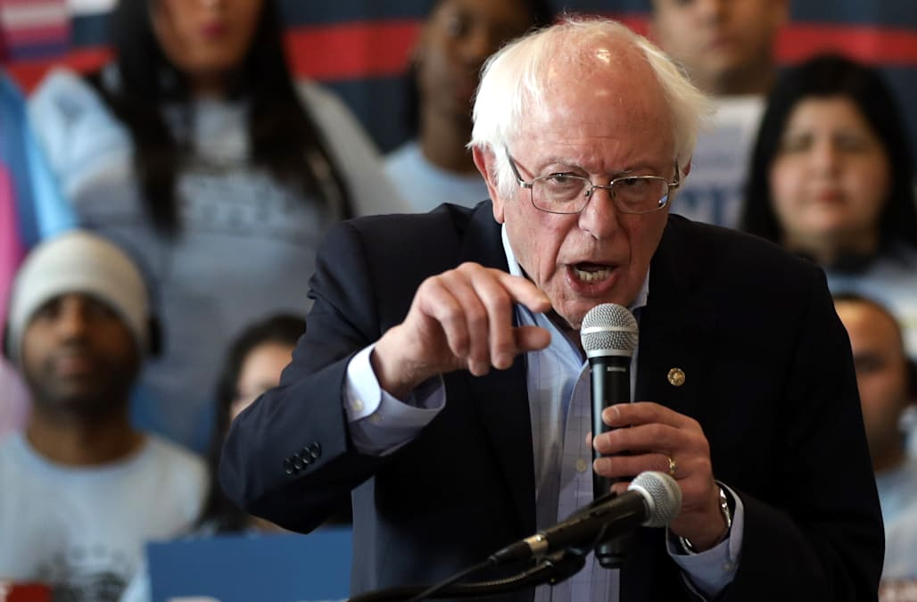 Bernie Sanders minces no words in takedown of rival Michael Bloomberg