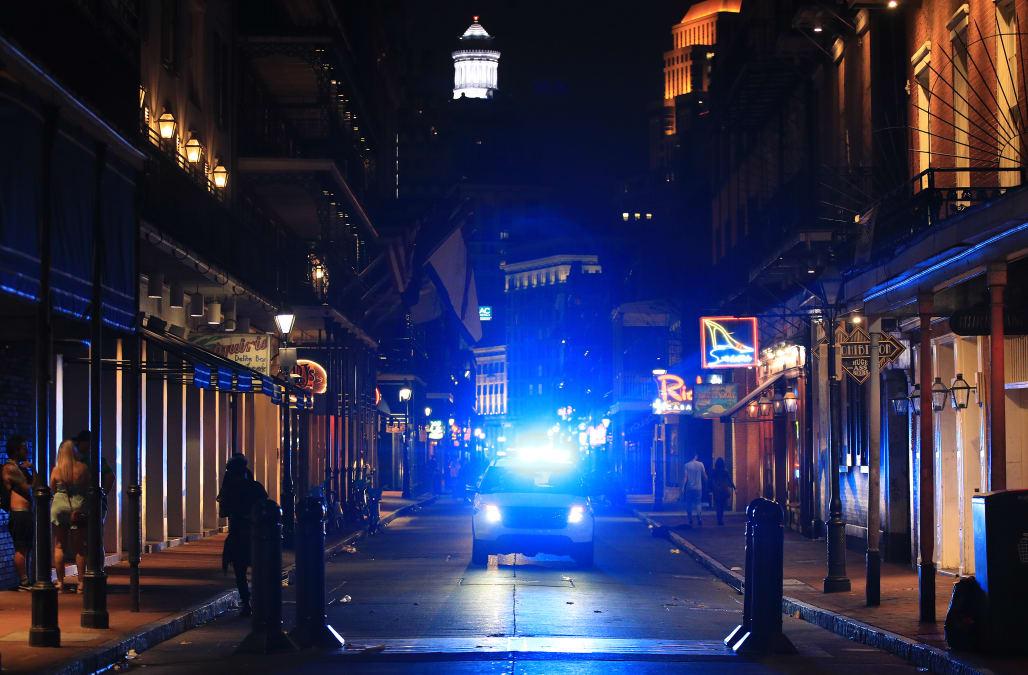 The Purge' siren used to signal curfew in Louisiana, police ...
