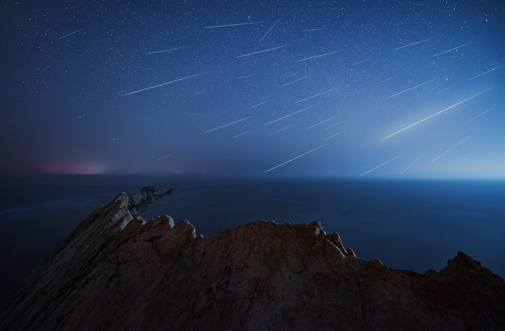 April to treat stargazers to 1st meteor shower in months