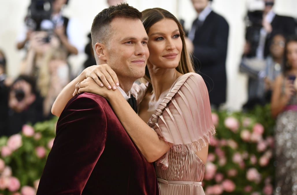 Gisele Bundchen Posts Never Before Seen Photos Of Tom Brady Kids For Earth Day Aol Entertainment