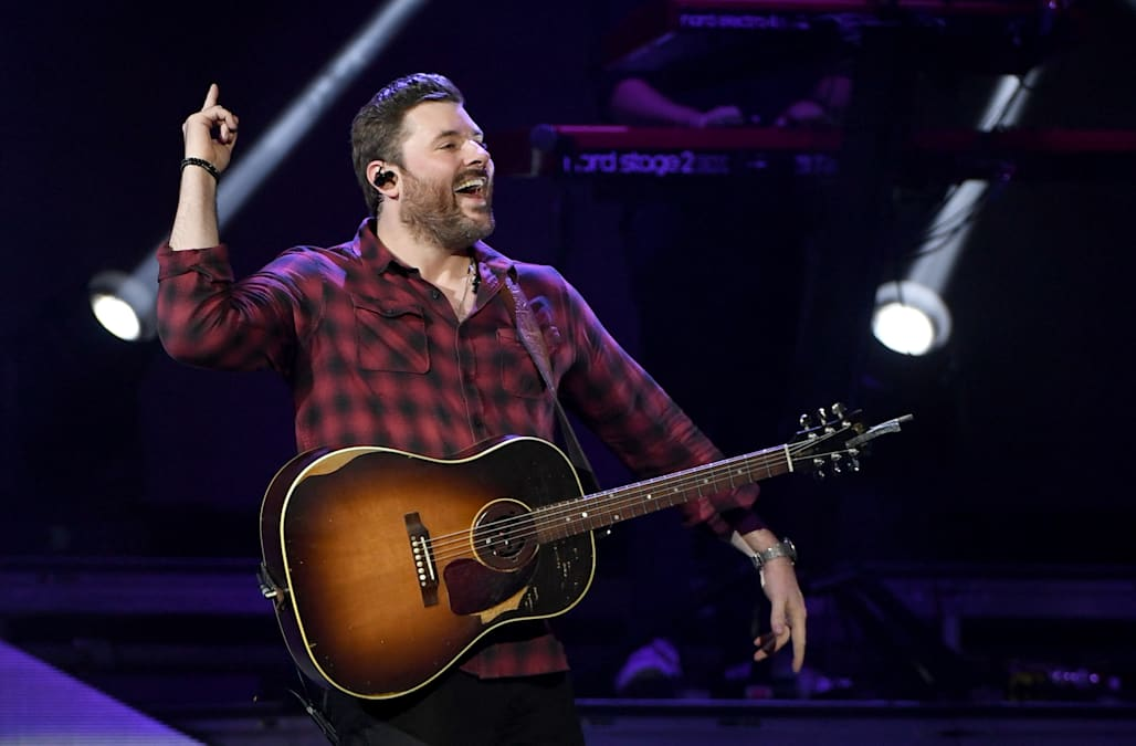 Country star Chris Young talks whisky, quarantining in Nashville and, of course, his dog