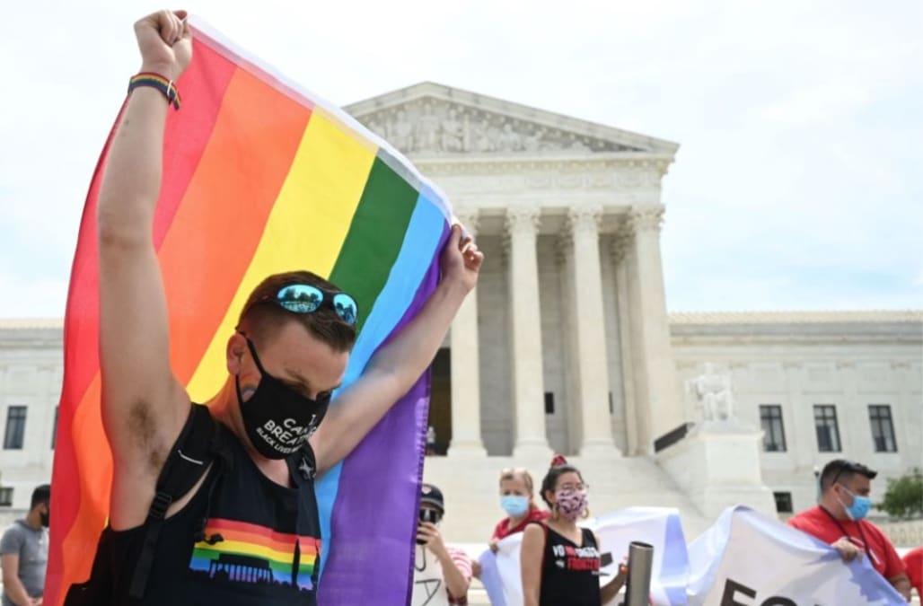 SCOTUS plaintiff Gerald Bostock on landmark LGBTQ victory: 'My heart is just full of gratitude'