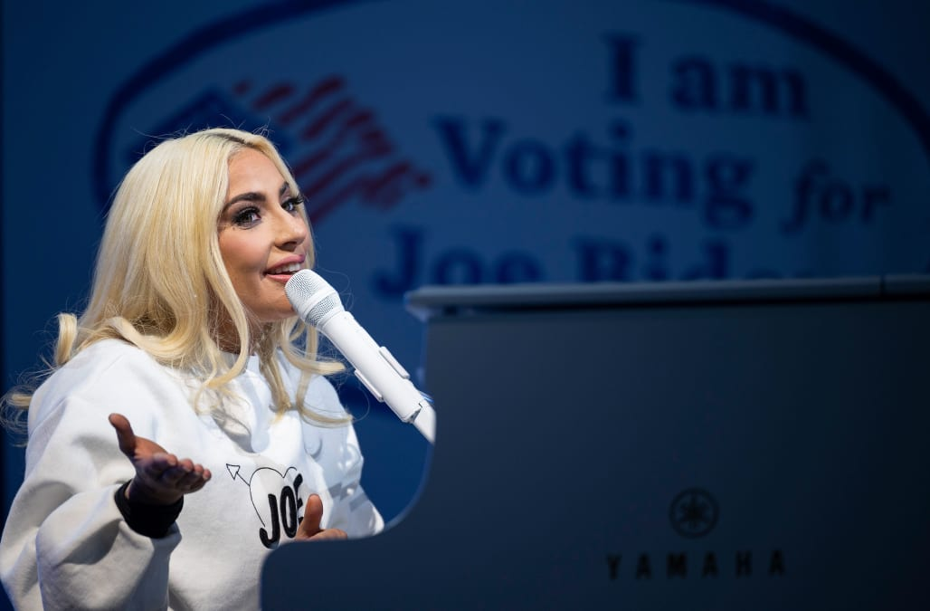 Lady Gaga to sing anthem, J-Lo to perform at inauguration