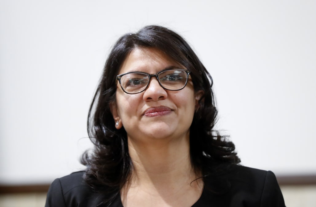 Tlaib apologizes — for distraction, not for cursing