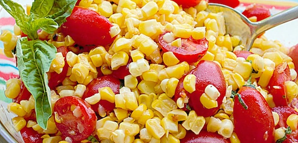 Fresh Grilled Corn and Tomato Salad - AOL Lifestyle