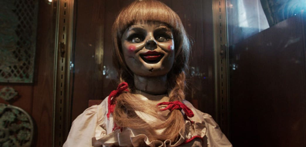 The story behind the 'evil' and 'dangerous' Annabelle doll - AOL