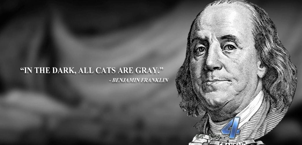 Ben Franklin New Years Quote: Teacher May Lose Job Over Classroom Photo, Benjamin