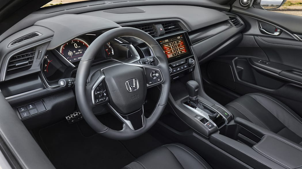2020 honda civic reviews specs photos autoblog