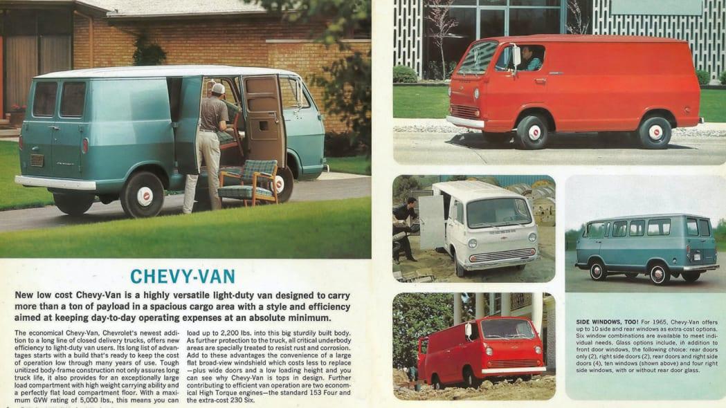 1965 Chevy Van