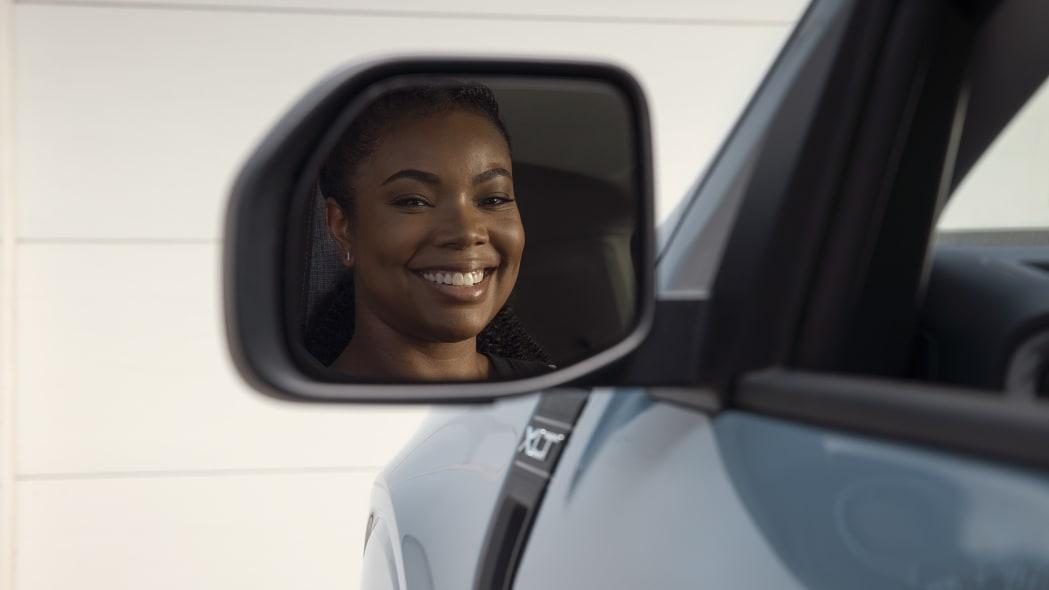 Gabrielle Union x Maverick Side Mirror