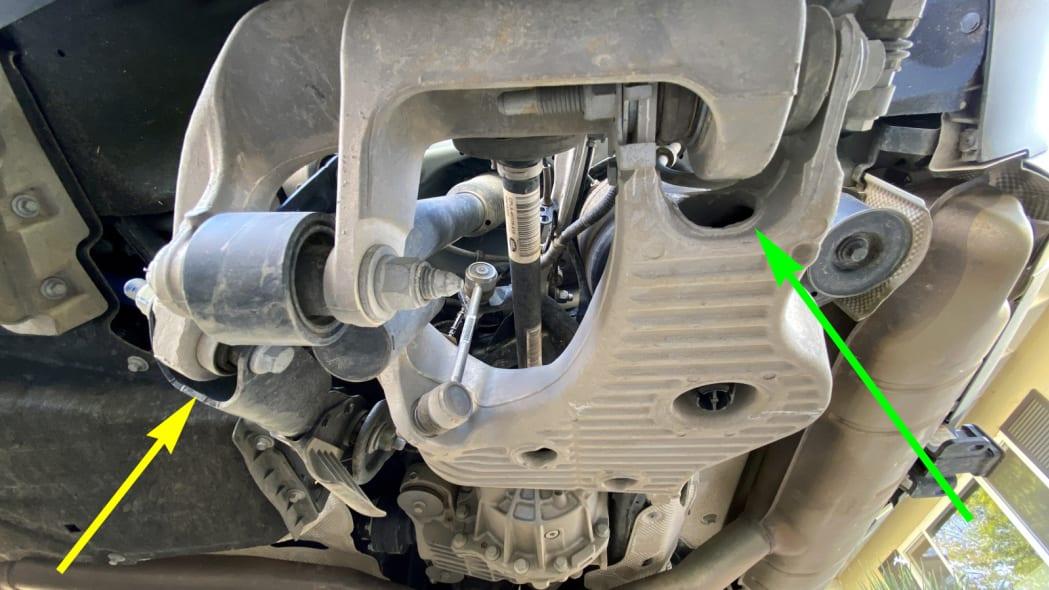 Land Rover Defender 110 Fahrwerk Deep Dive